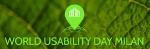Word Usabilitiy Day Milan 2016